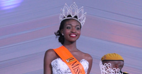 Miss World Zimbabwe Dethroned After Nude Photo Scandal - E! Online