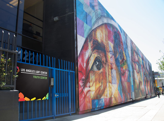 Los Angeles, LGBT Youth Center