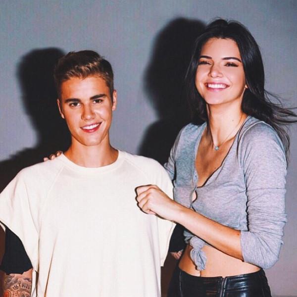 Kendall Jenner, Justin Bieber, Instagram