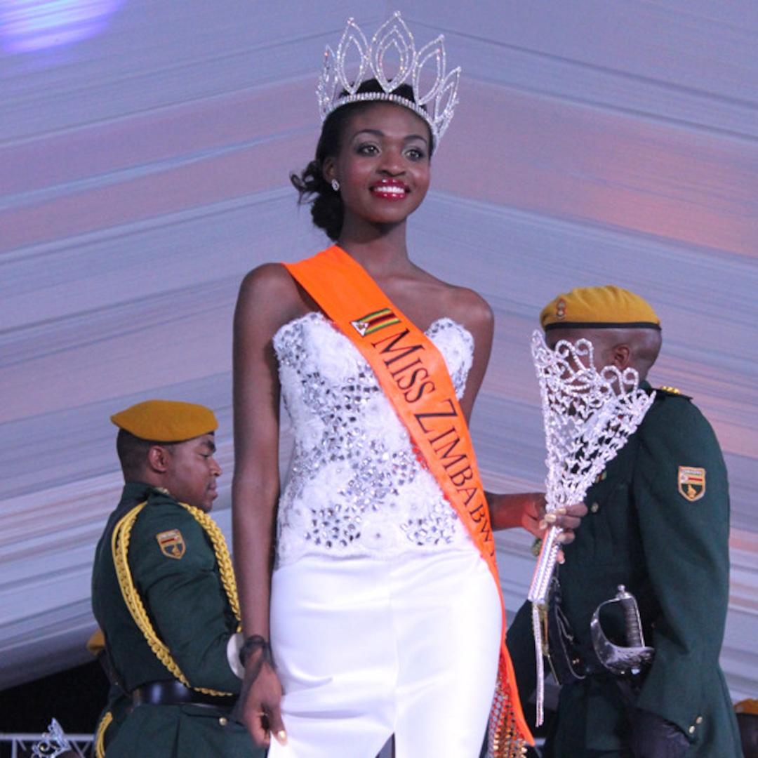 Emily Kachote, Miss Zimbabwe axed due to nude photo scandal