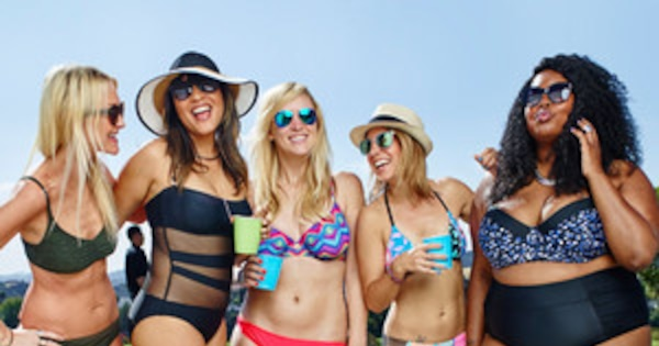 9baca0109 Target Chooses Real Women to Model in New Swimwear Campaign—Take a Look! |  E! News