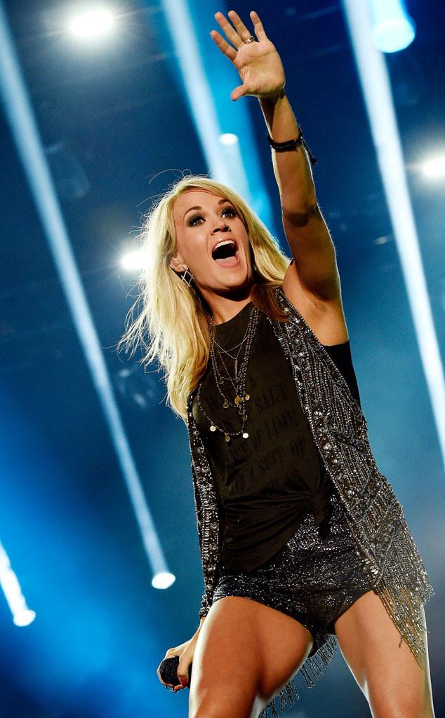 Carrie Underwood, CMA Festival