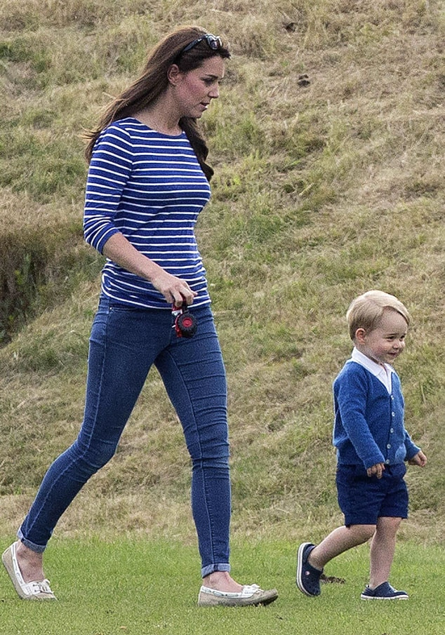 Prince George, Catherine Duchess of Cambridge, Kate Middleton