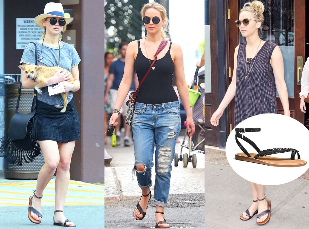 Jennifer Lawrence, Shoes