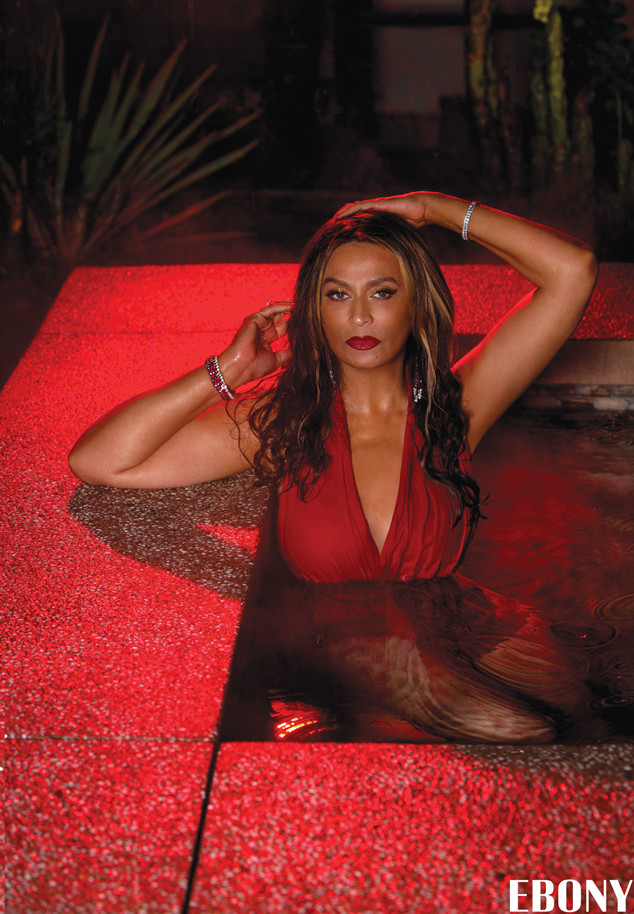 tina knowles channels beyoncé in super-sexy ebony spread: see the 61