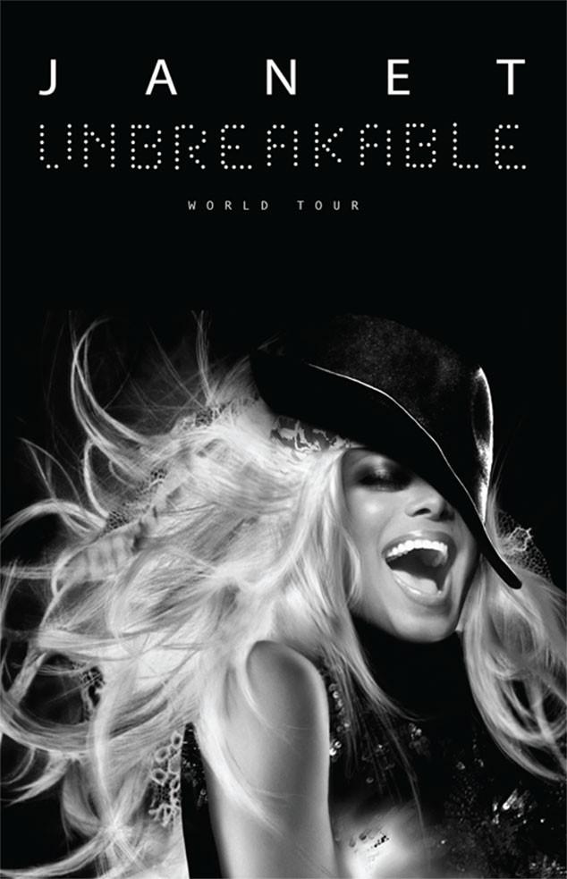Janet Jackson, Unbreakable, Twitter