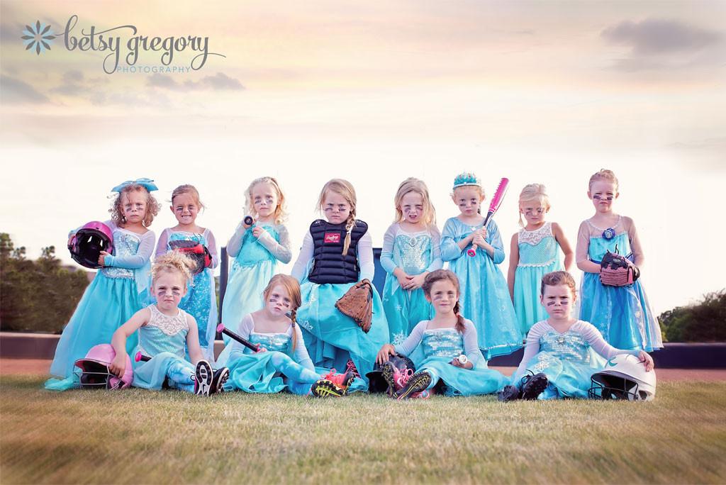 Freeze, Girls Softball Team