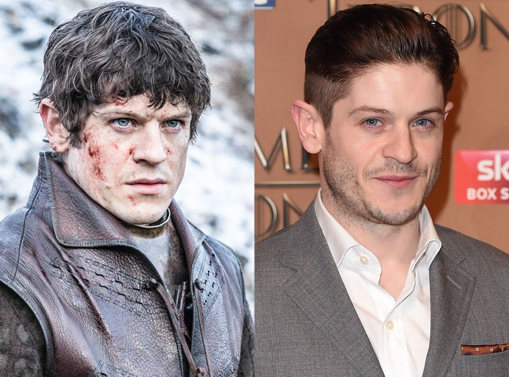 Iwan Rheon, Game Of Thrones
