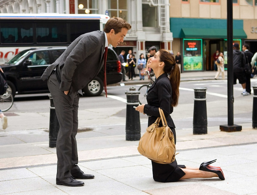 The Proposal, Sandra Bullock