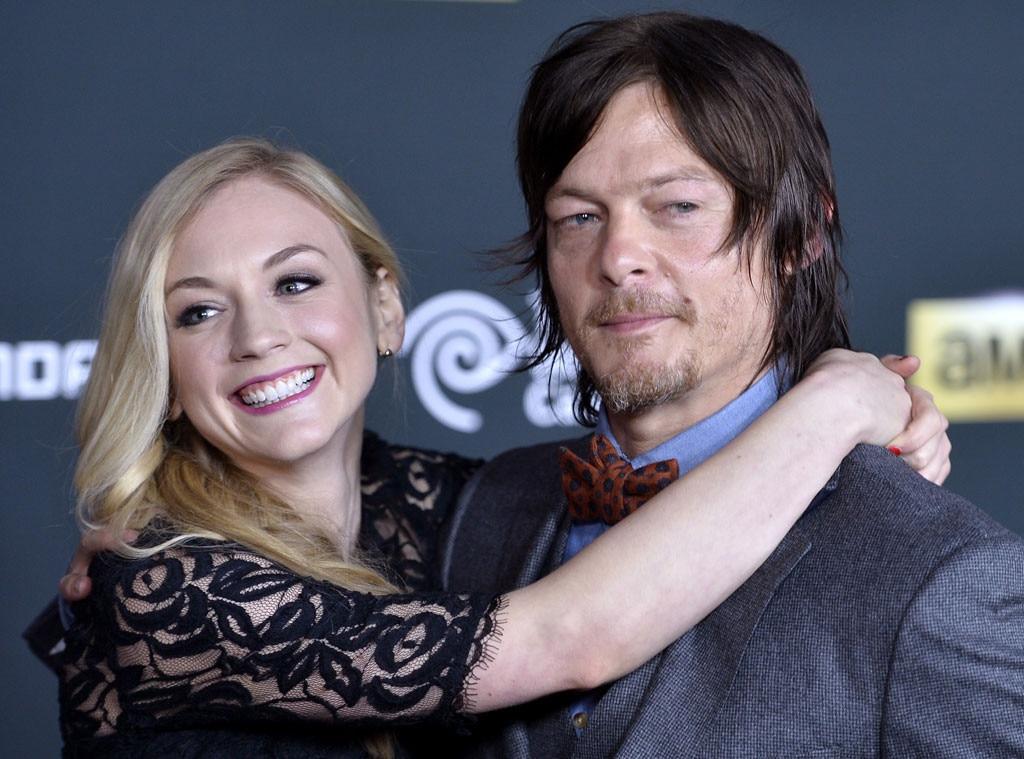 Daryl och Beth Walking Dead dating