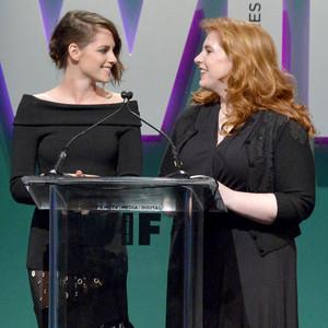 Kristen Stewart, Stephenie Meyer