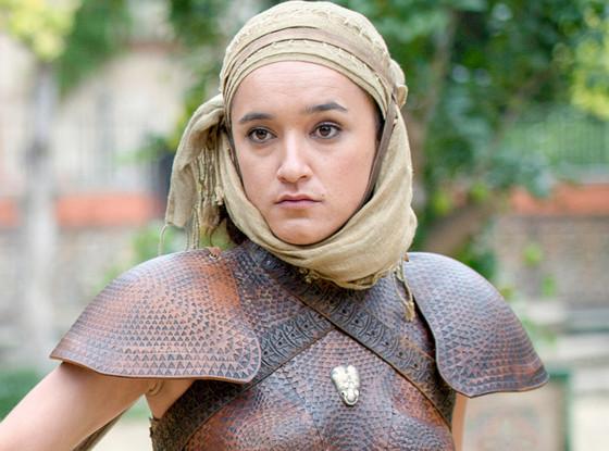 Keisha Castle-Hughes, Game Of Thrones