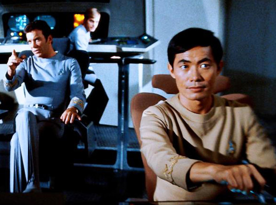 William Shatner, George Takei, Star Trek, Tv Costar Feuds
