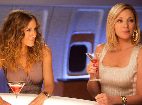 Sarah Jessica Parker, Kim Cattrall, Sex and the City, Tv Costar Feuds