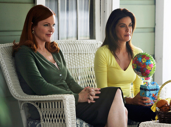 Teri Hatcher, Marcia Cros, Desperate Housewives, Tv Costar Feuds