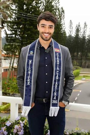 Mister Brasil 2015