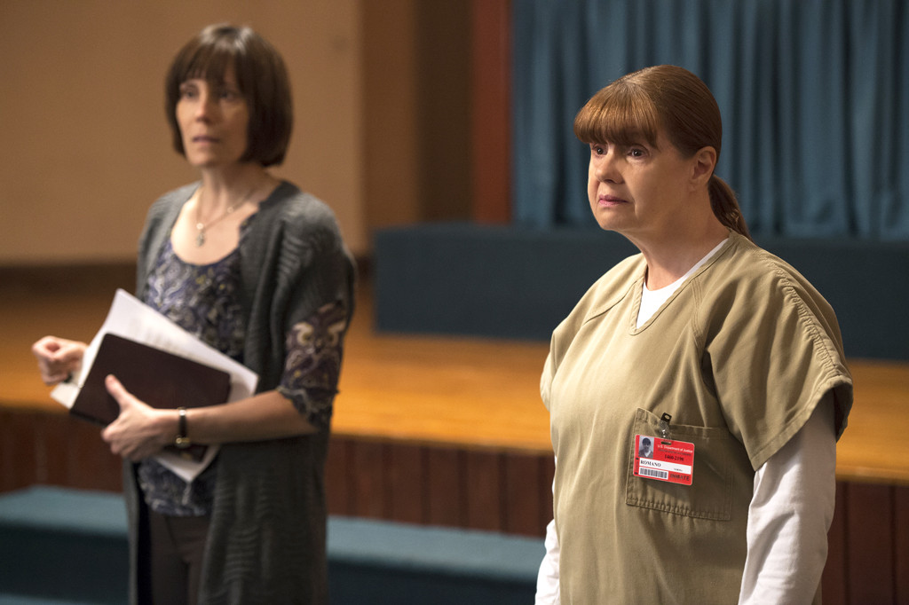 Orange Is The New Black, Annie Golden, Season 3