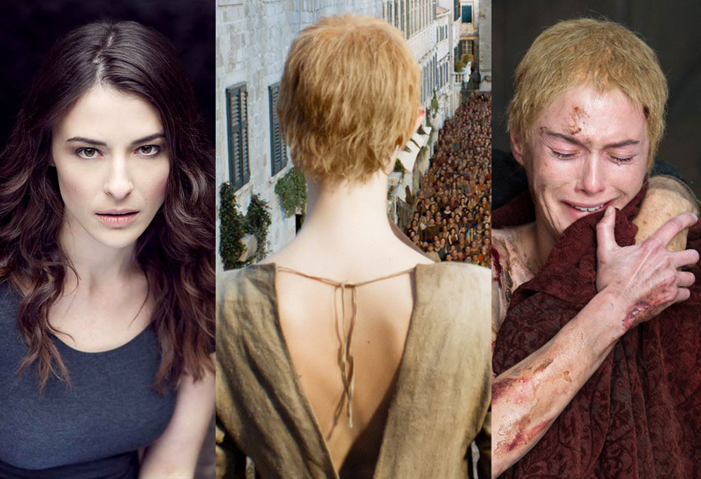 Game of Thrones, Lena Headey Rebecca Van Cleave