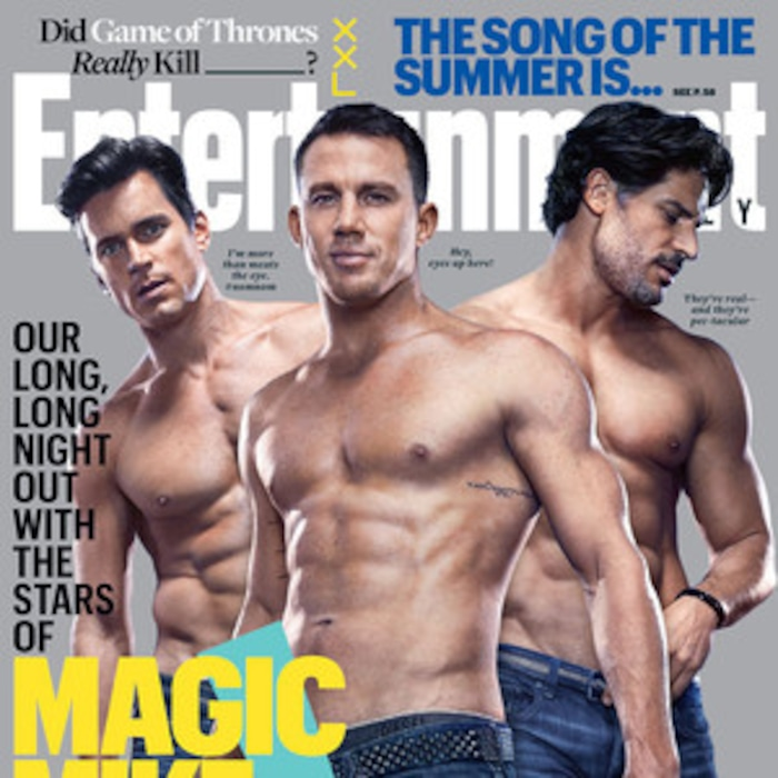 Channing Tatum Says Magic Mike Xxl Co Stars Are Willing To Go Hard