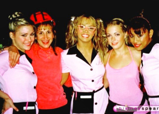 Remember When Britney Spears And Melissa Joan Hart Were In A Music