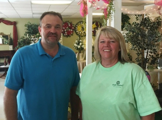 Todd Frady, Debbie Dills, Charleston Church Shooting