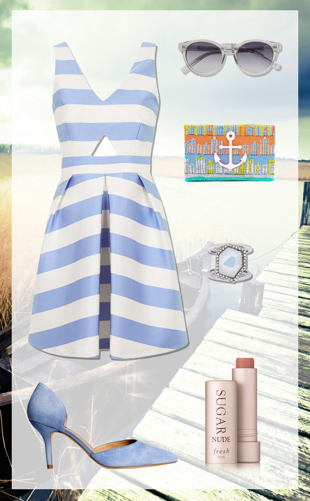 d12c3fda0d49f Summer Soiree from 15 Wedding Guest Outfit Ideas for Every Type of ...