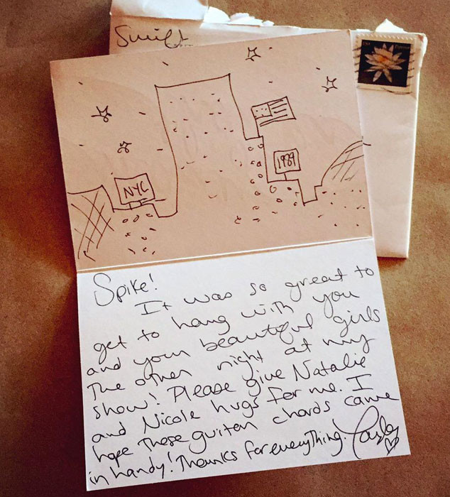 Taylor Swift S Handwritten Thank You Notes Aren T Going