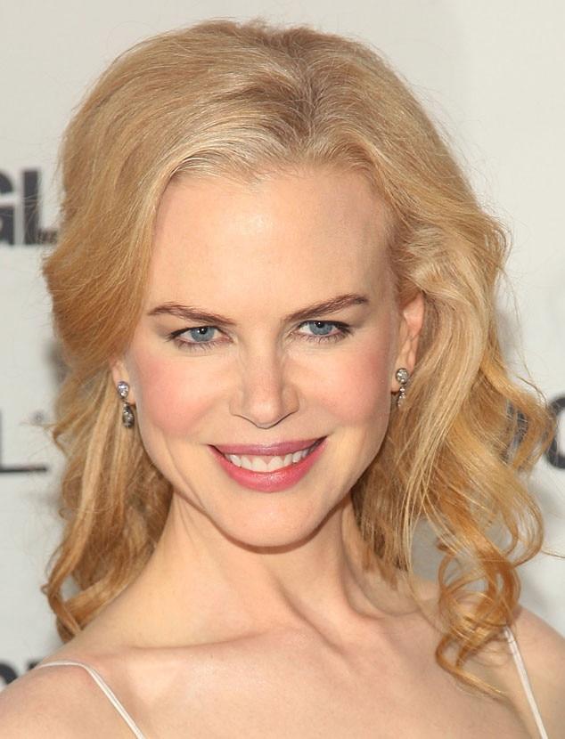 Nicole Kidman, 2008, Hair