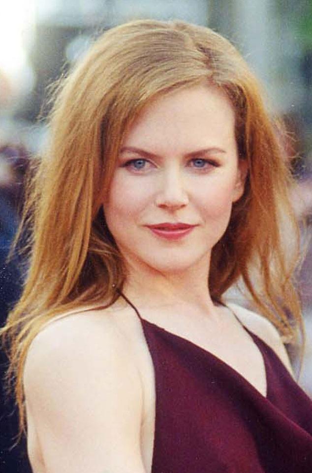 Nicole Kidman, 1999, Hair