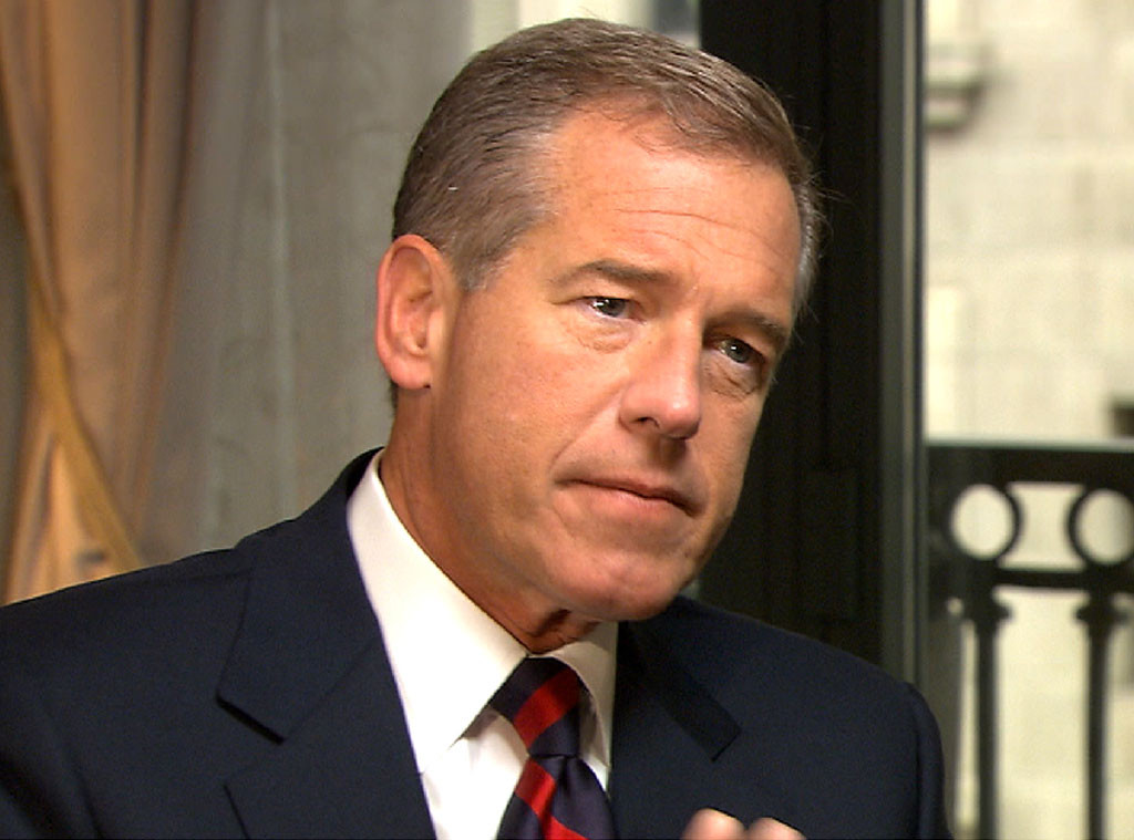 Brian Williams, Today Show