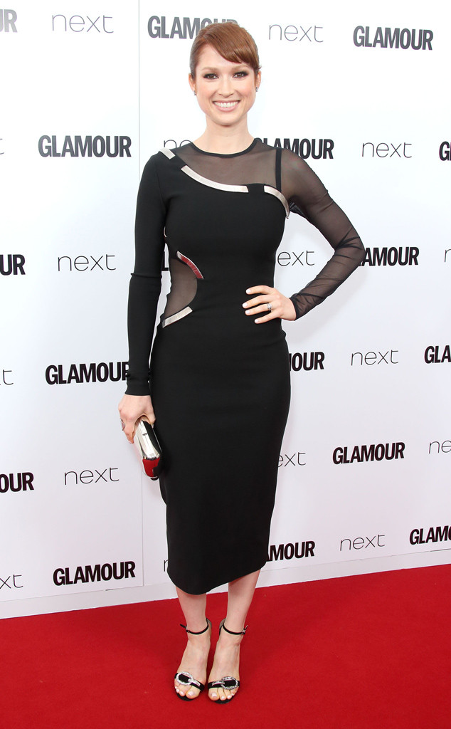 Ellie Kemper, Glamour Women Of The Year Awards