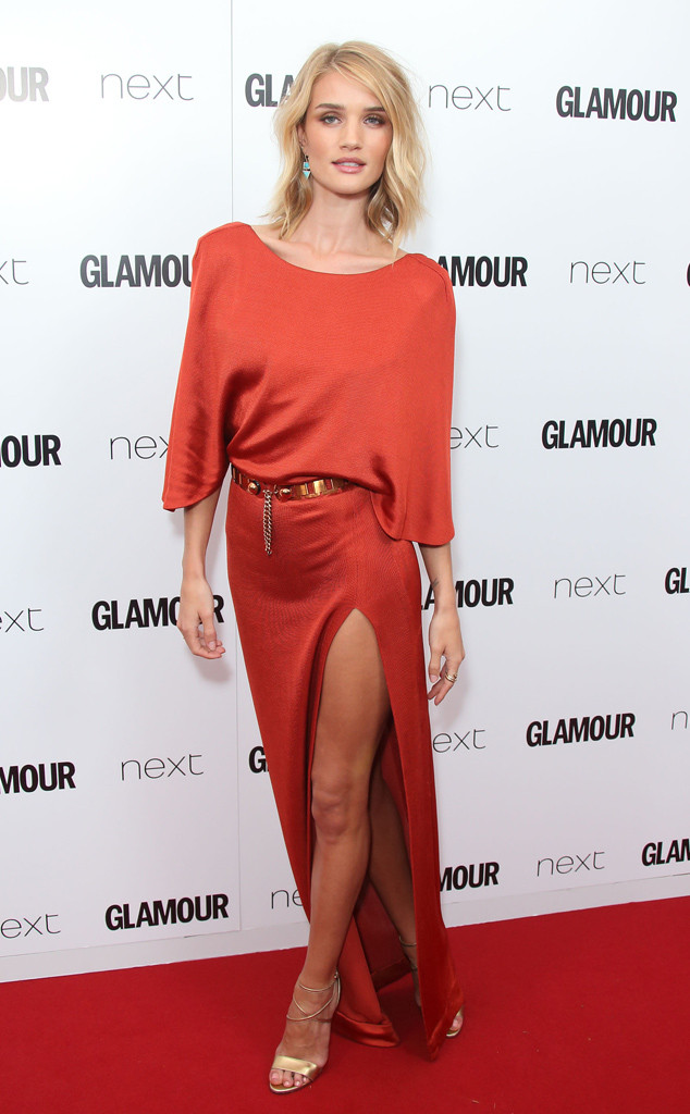Rosie Huntington-Whiteley, Glamour Women Of The Year Awards