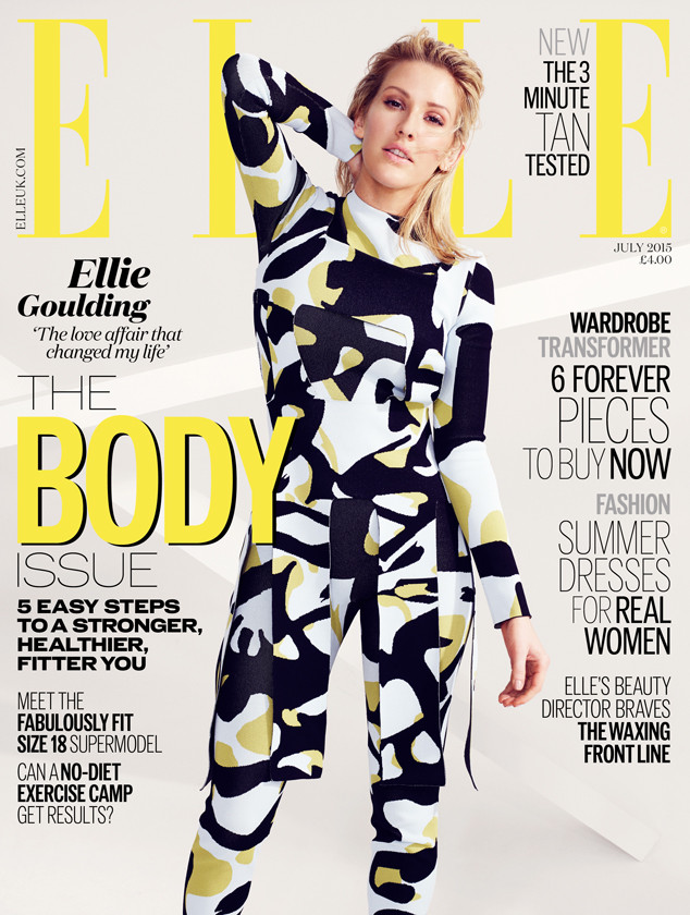 Ellie Goulding, Elle UK