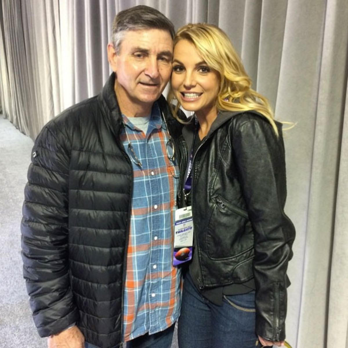 Inside Britney Spears Close Bond With Her Dad After Years Of Turmoil E Online