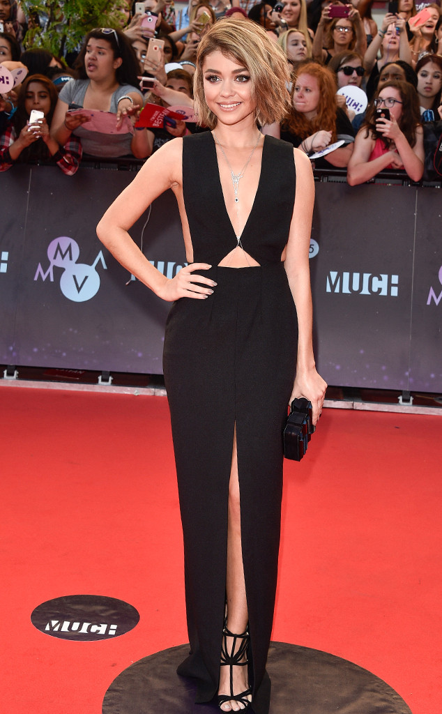 Sarah Hyland, 2015 MuchMusic Video Awards