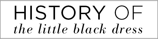 ESC, History of Little Black Dress