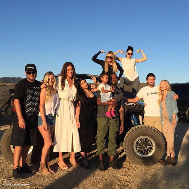 Caitlyn Jenner, Family, Father's Day