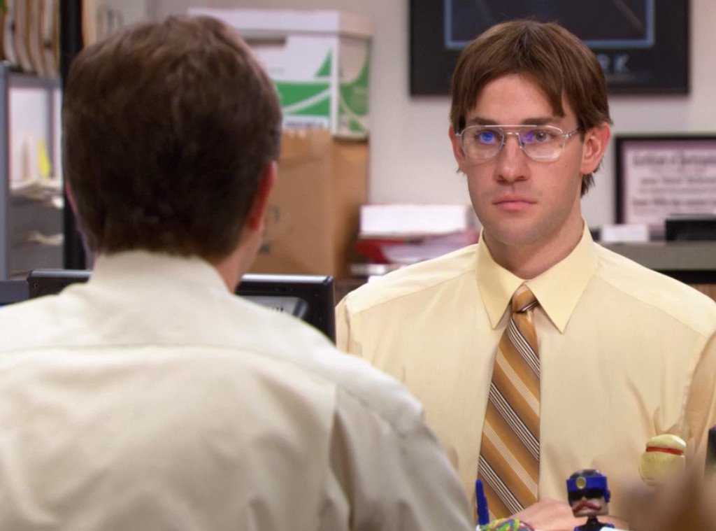 John Krasinski The Office, Best TV Quotes