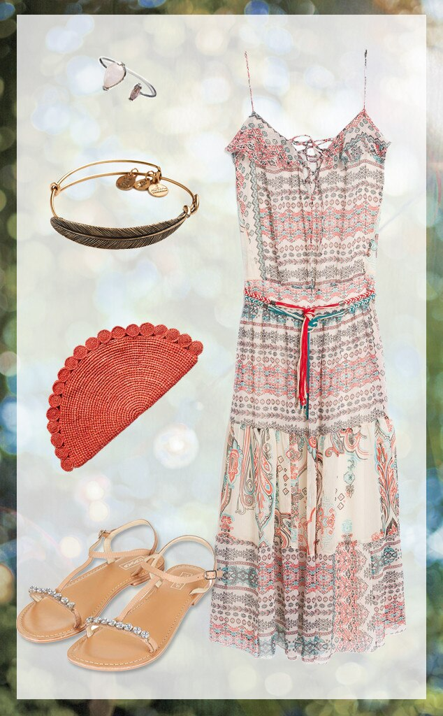 47611d04affe0 Backyard Fête from 15 Wedding Guest Outfit Ideas for Every Type of ...
