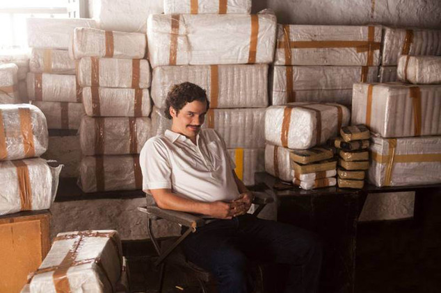 Wagner Moura, Narcos