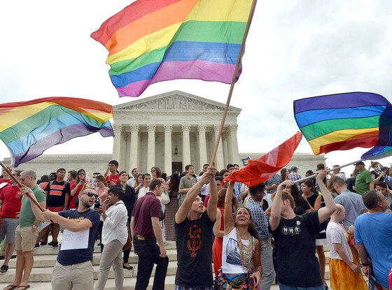 Marriage proposal video possible legalizing gay marriage