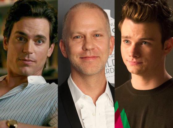 Matt Bomer, Normal Heart, Ryan Murphy, Chris Colfer, Glee