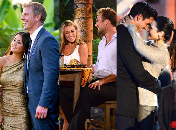 Sean, Catherine, The Bachelor, Marcus, Lacy, Bachelor in Paradise, Andi, Josh, The Bachelorette