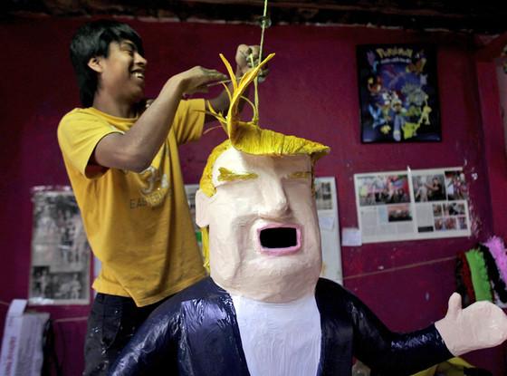 Donald Trump Pinata