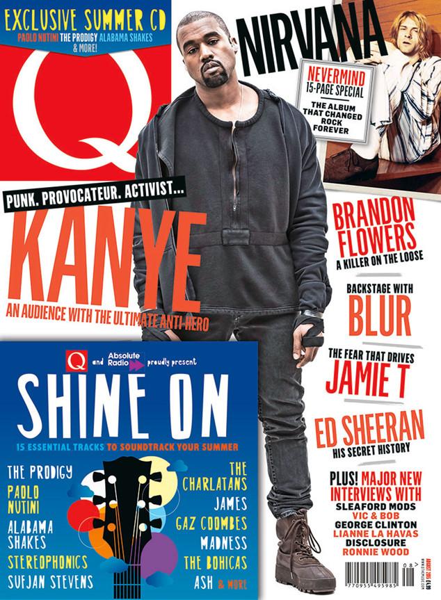 Kanye West, Q Magazine