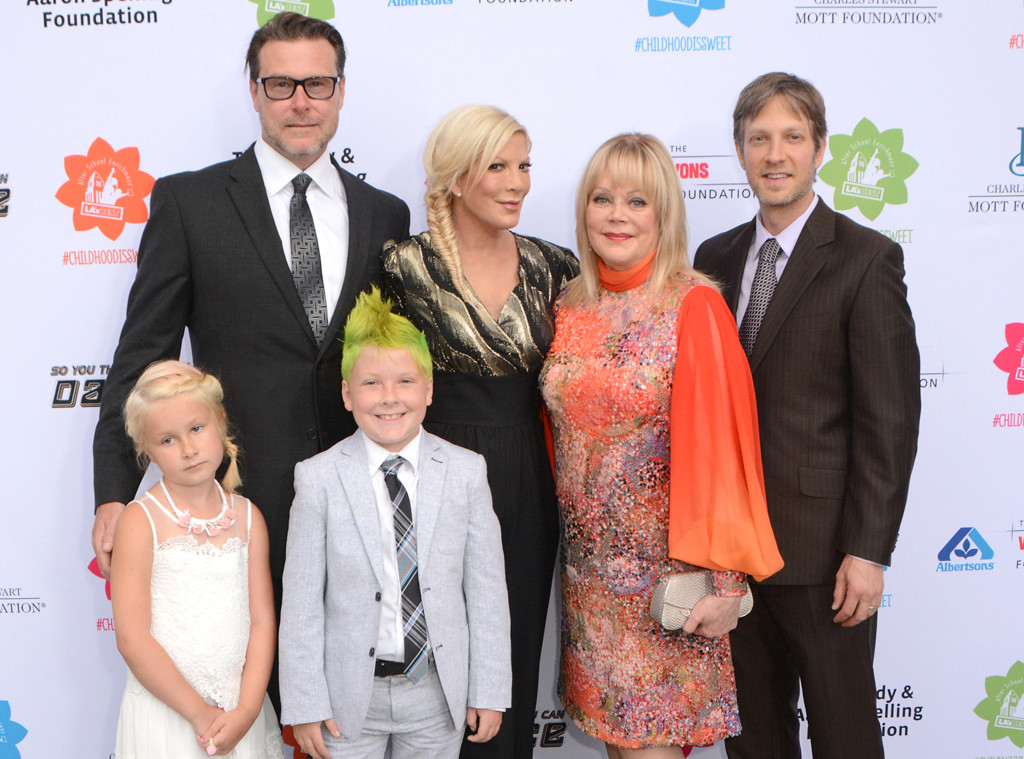 Candy Spelling, Tori Spelling