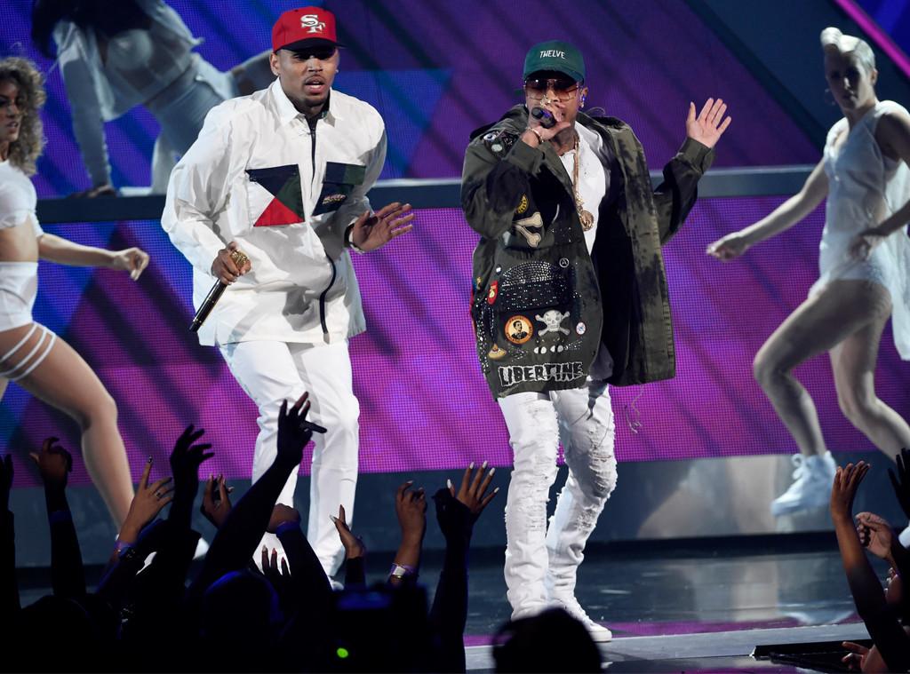 Chris Brown, Tyga, 2015 BET Awards