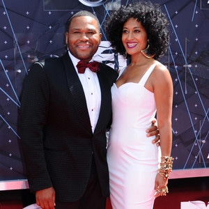 Anthony Anderson, Tracee Ellis Ross, 2015 BET Awards