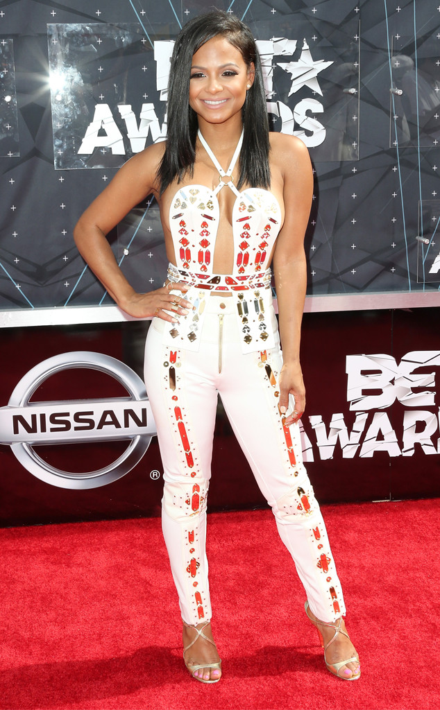 Christina Milian, 2015 BET Awards