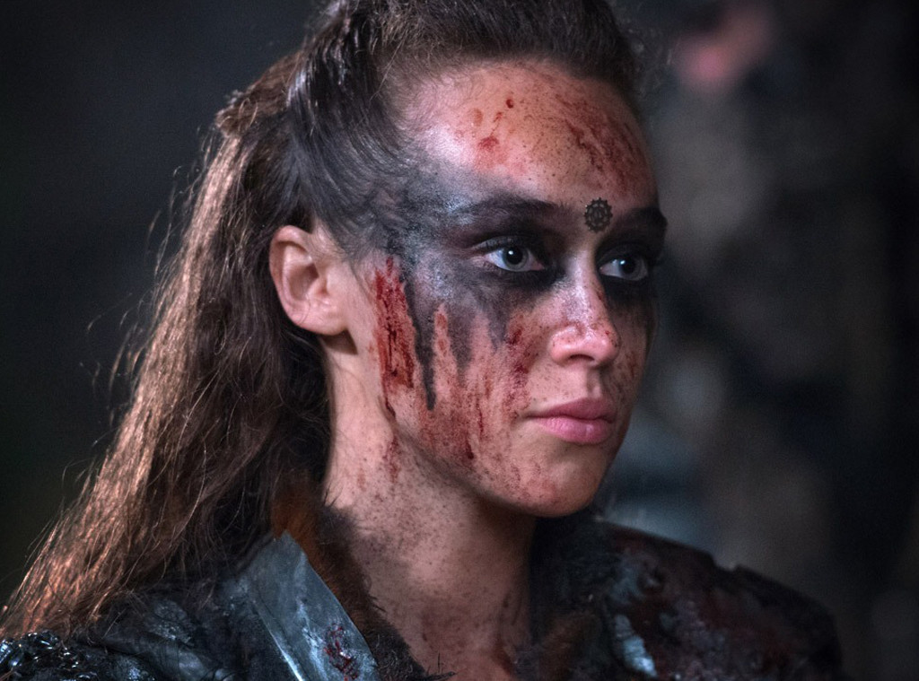 Alycia Debnam Carey, The 100